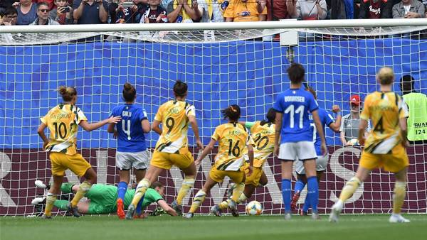 Tactical Review: Matildas v Italy