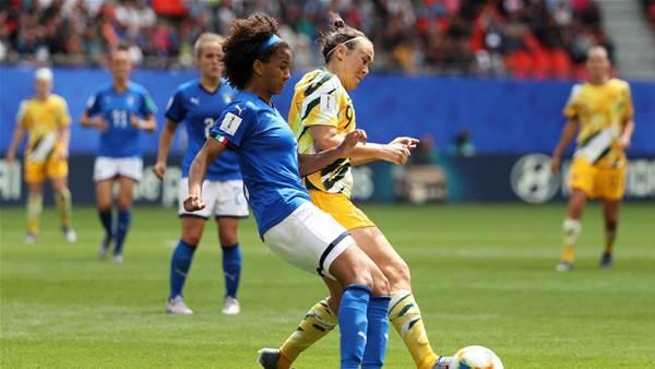 Three things we learnt: Matildas v Italy