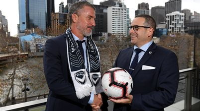 Kurz excited to reshape Victory squad