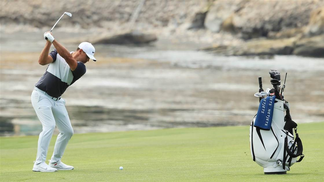 Driver use limited at Pebble Beach
