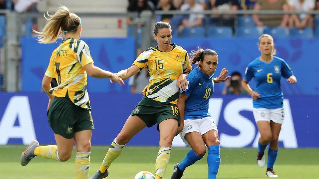 Matildas seeking World Cup momentum