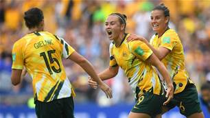 Matildas relish a France clash