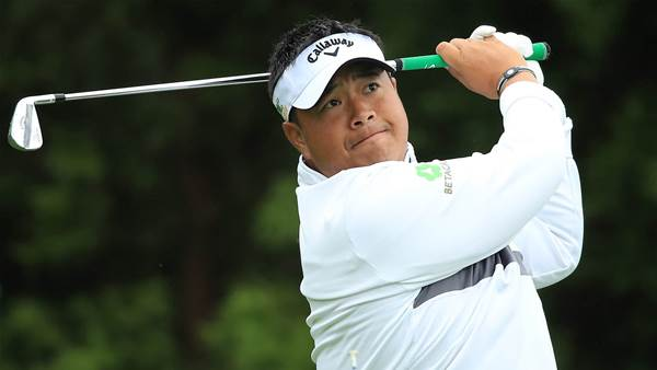 'Beware the injured golfer', says Kiradech