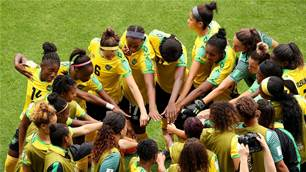 Reggae Girlz find World Cup tough going