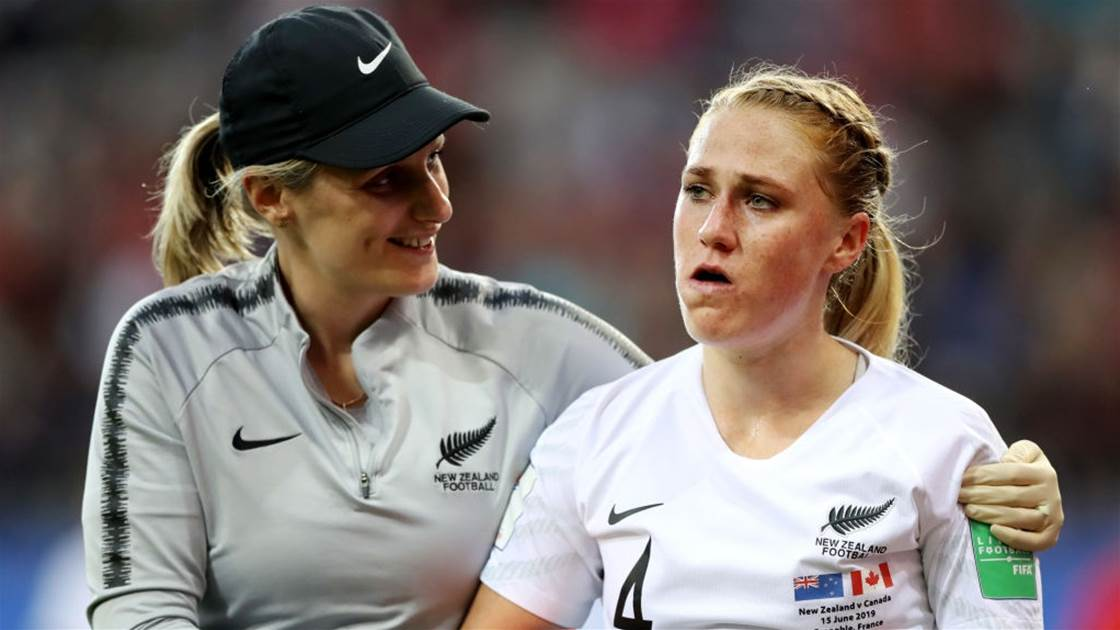 'Outrageous': New Zealand battling NWSL over Olympic 'discrimination'