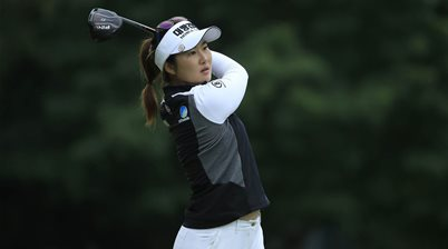 Su Oh ties for second at LPGA Classic