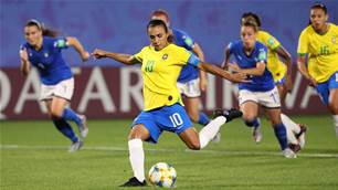 Marta etches herself into World Cup history