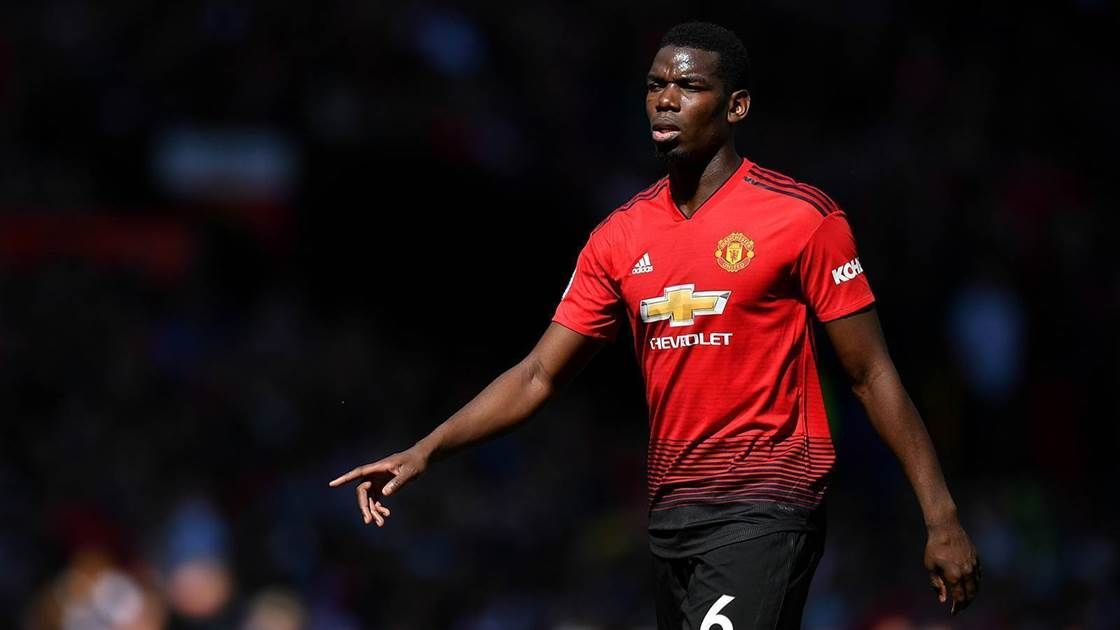 Man Utd-Pogba circus plays out in Perth