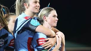NRLW Grand Final 'just an escape' from Studdon's 'pain and suffering'