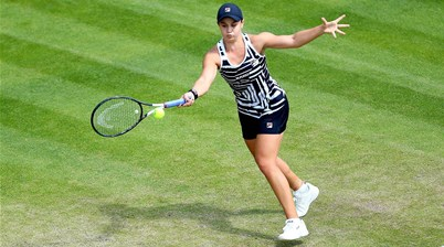 Barty one step away from breaking 43-year drought