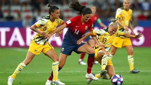Tactical analysis: Matildas World Cup