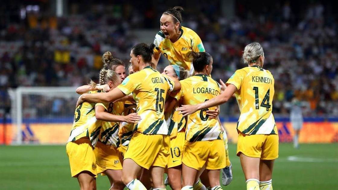 Matildas to face Chile near full strength