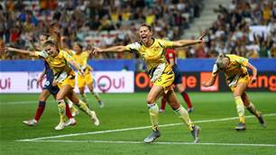 'There's no point comparing codes or gender': Former Matildas stance against Australia's contrast culture