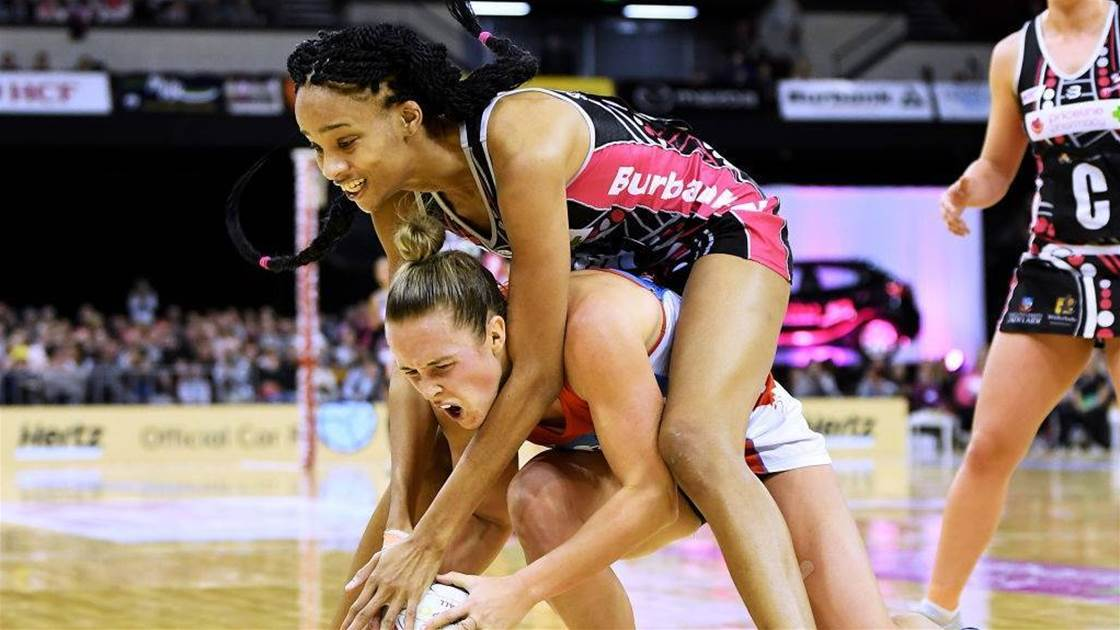 Hugely underrated Adelaide Thunderbirds are a scary sight
