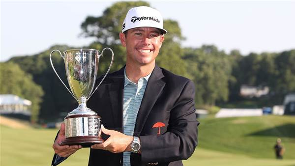Reavie ends 11-year winless drought