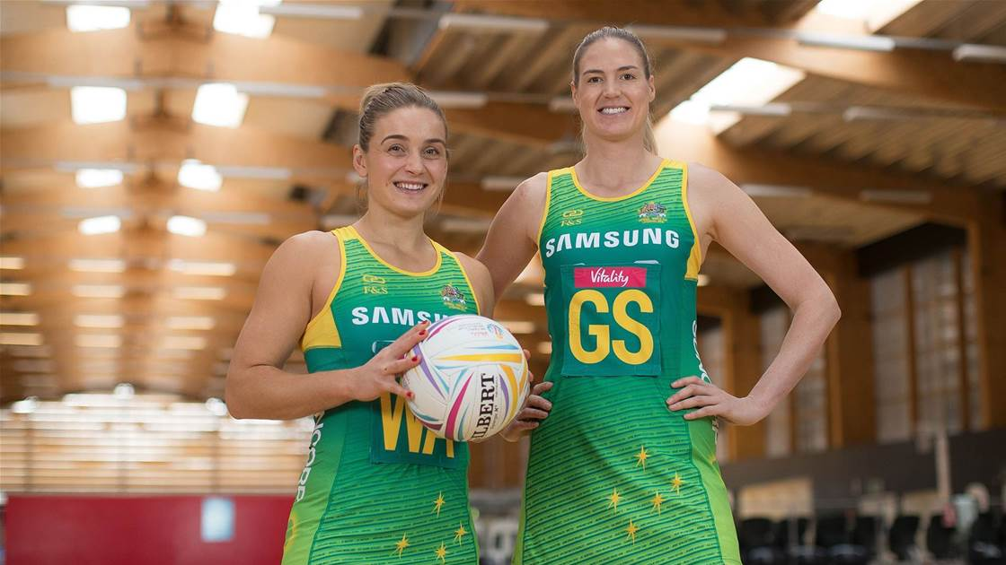 Diamonds ready to shine in World Cup opener