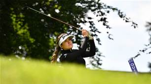 Green co-leader at Portland Classic
