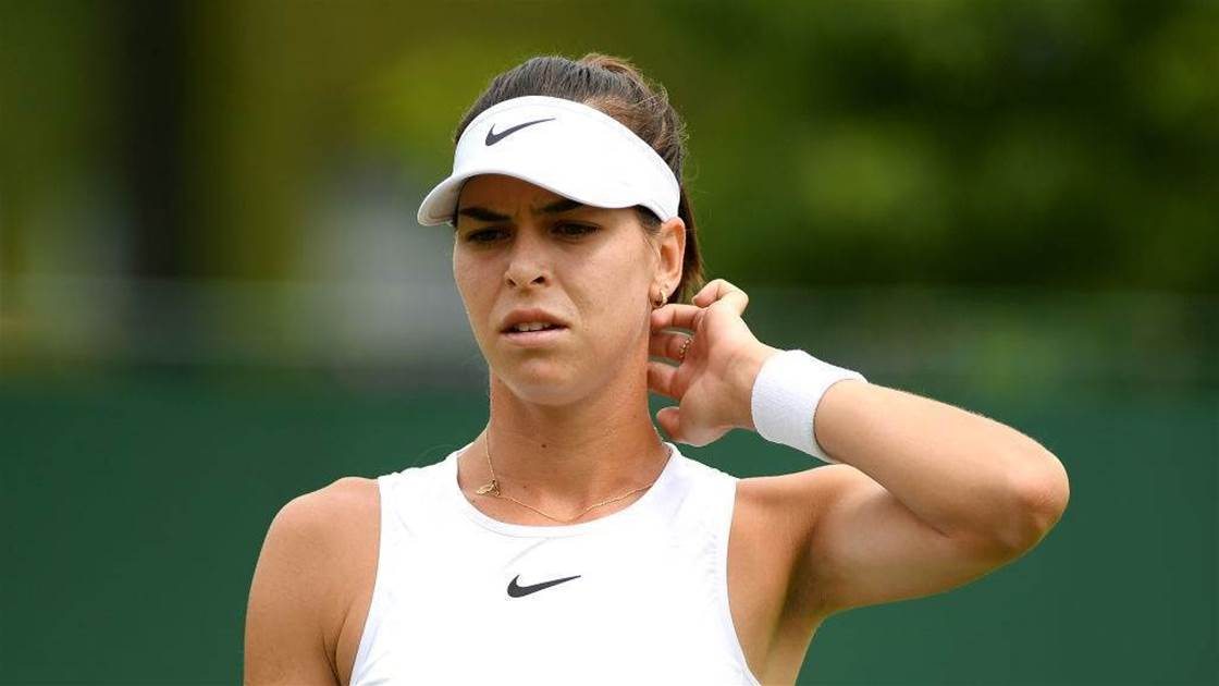 Tomljanovic retirement sums up shocking Aussie day in Toronto