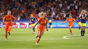 Netherlands don't mind underdog tag