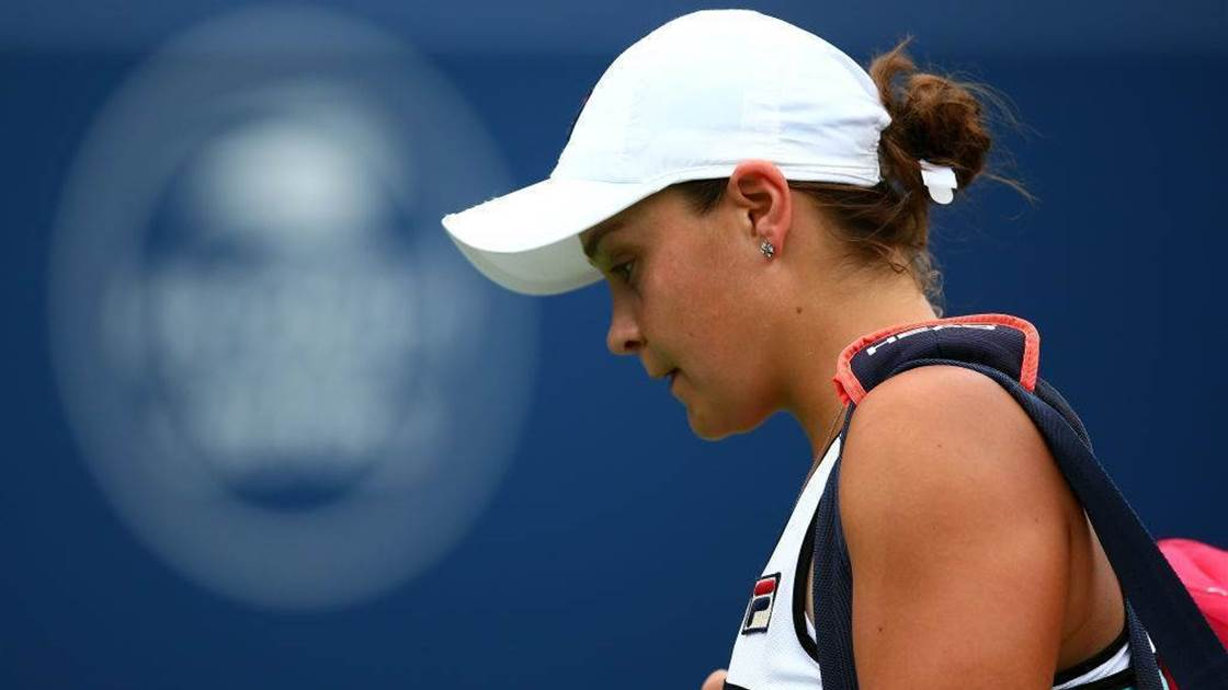 Barty number one ranking in jeopardy after shock loss