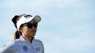 Su Oh sharing fifth at Scottish Open