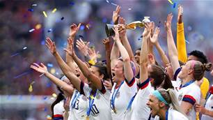 USA World Cup stats confirm dominance