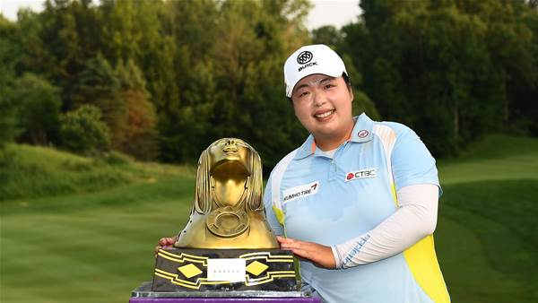 Feng edges Jutanugarn at Thornberry Creek