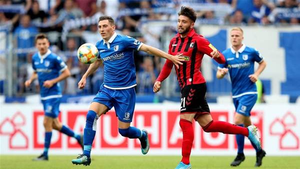 Borrello on Bundesliga resumption: 'We're like guinea pigs'