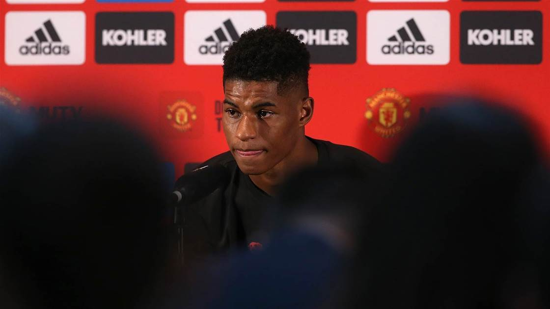 Perth Glory a big unknown for Man United