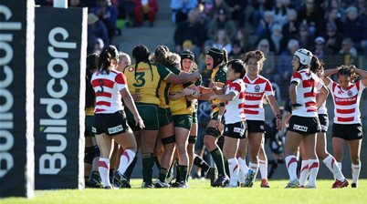 Wallaroos ready for North Sydney Test