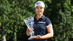 Sei Young Kim wins the Marathon Classic