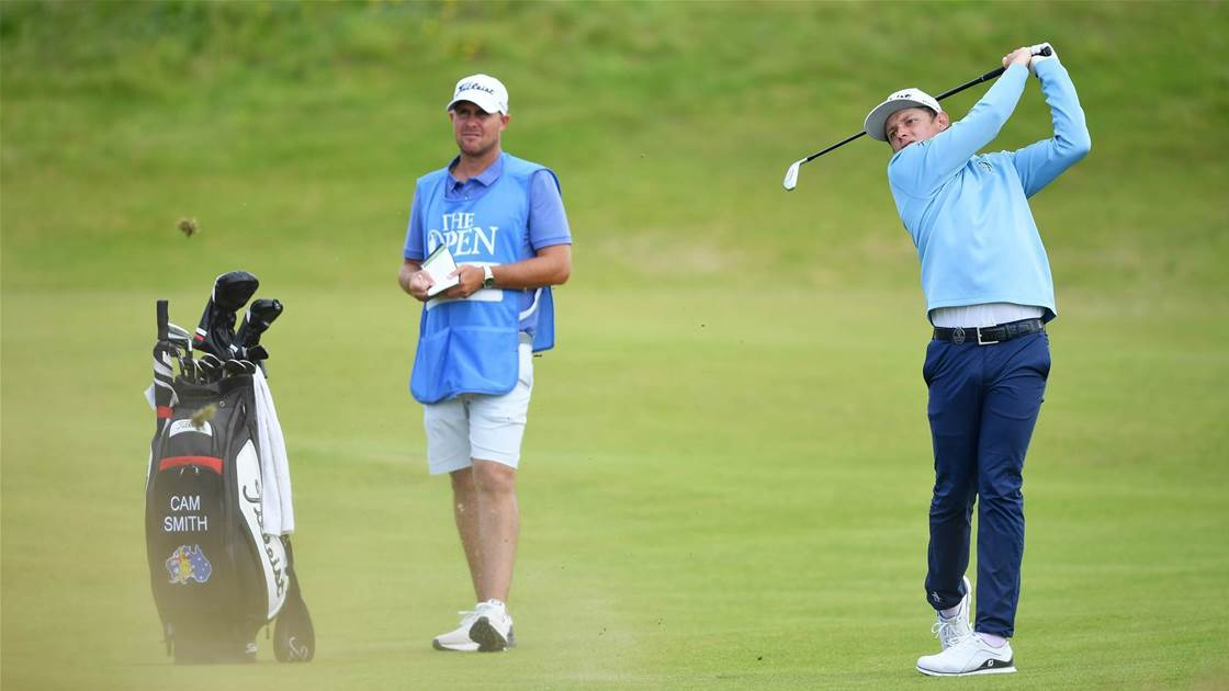 Smith inspired by Royal Portrush's beauty