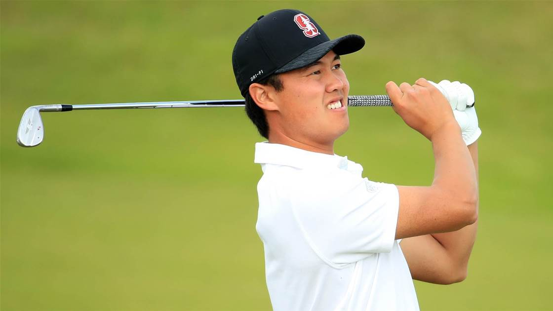 US Amateur Championship: Wu blitzes Pinehurst No.4 for record 65