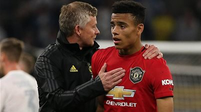 Utd's Solskjaer lauds Greenwood in Perth