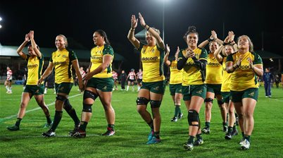 Nestor makes changes ahead of Black Ferns Test