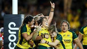 Captain leads Wallaroos to clean sweep
