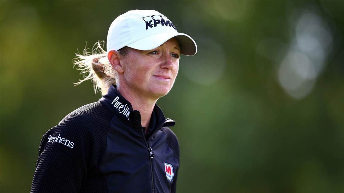 Inkster picks Lewis & Pressel for Solheim