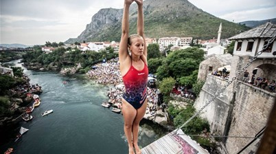 Aussie dominates Cliff Dive, but Stari's deadly legacy remains