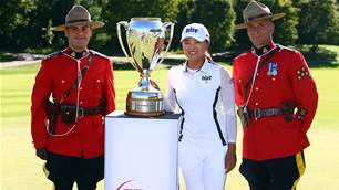 World No.1 Ko wins Canadian Open