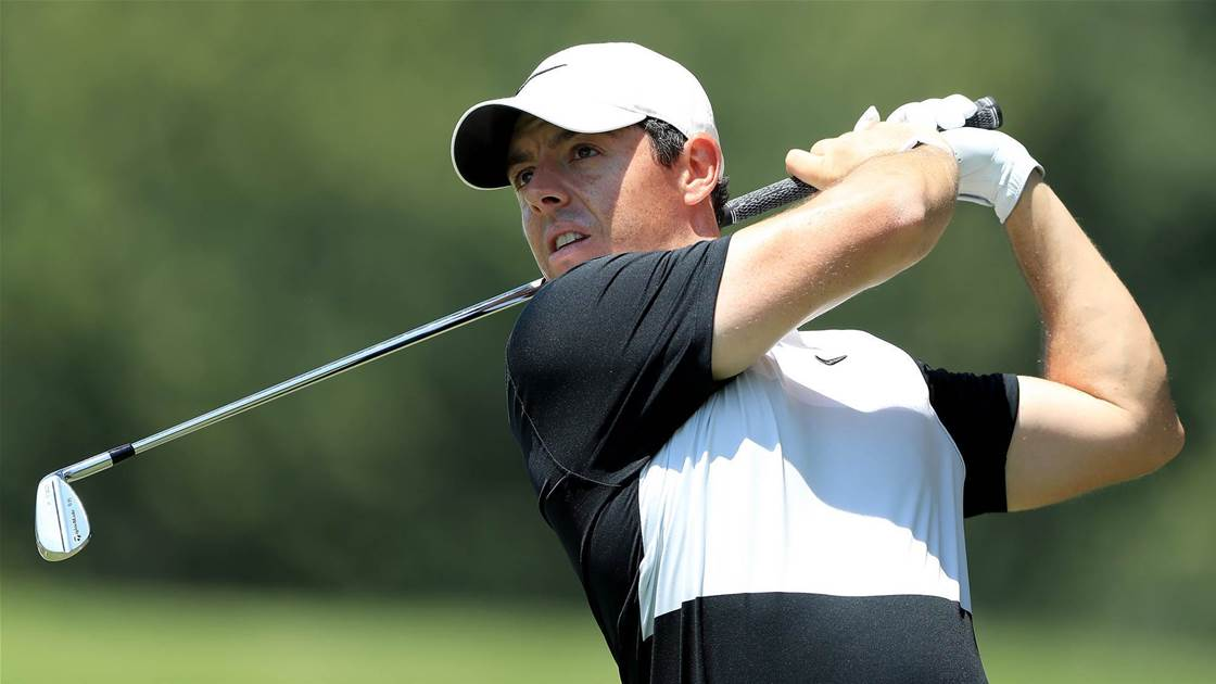 McIlroy's emotional thanks to Irish fans