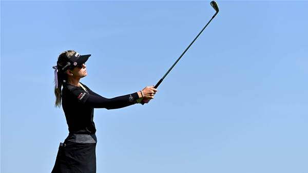 Creamer leads The Evian Championship