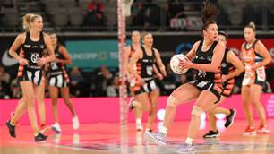 Wright and Browne exchange divides netball fans