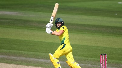 Ellyse Perry's new record