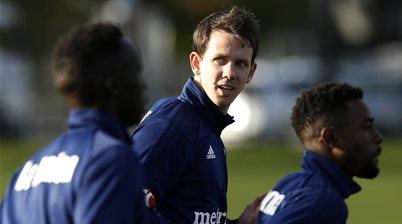 Kurz keen but Kruse out of FFA Cup tie