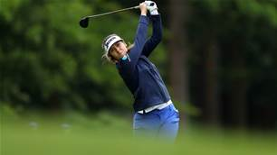 Aussies battling at Women's British Open