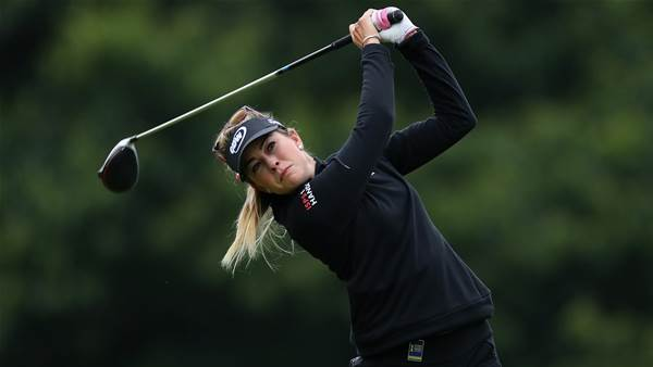 Creamer receives special exemption into U.S. Women's Open