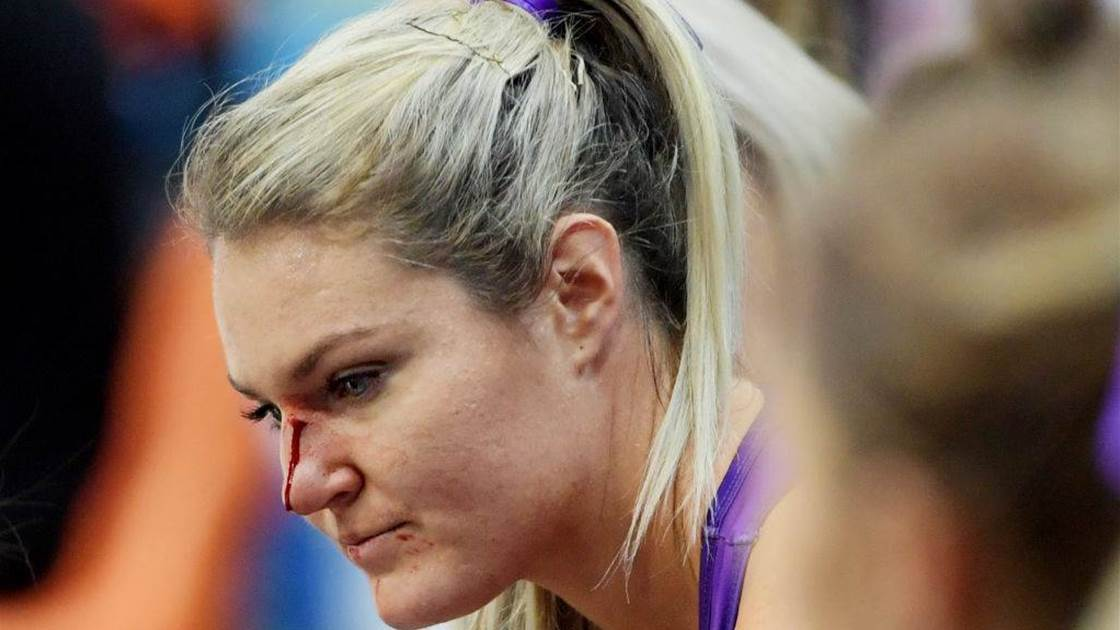 Blood, sweat and tears: Round 11 Super Netball Wrap