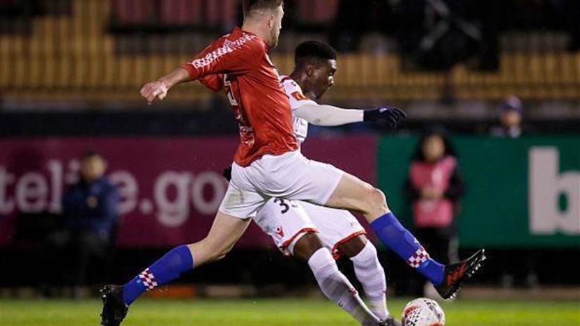Is this Guinea-born striker set for A-League stardom?
