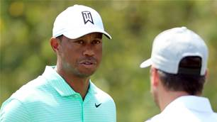 Injury scare for Woods ahead of Playoffs