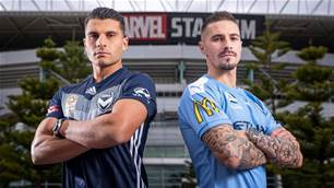 Nabbout: City have set the A-League standard